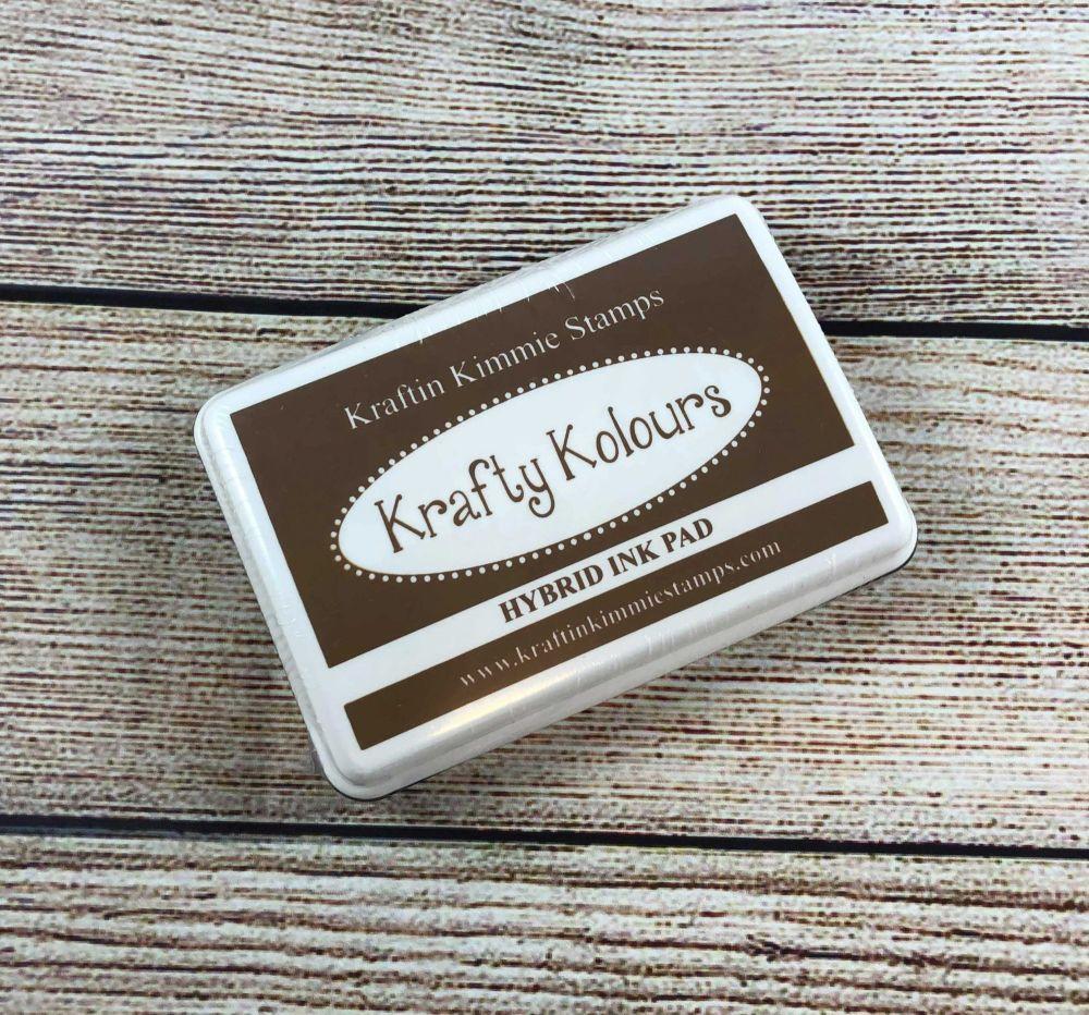 Sandy Shores Ink Pad! - Kraftin' Kimmie