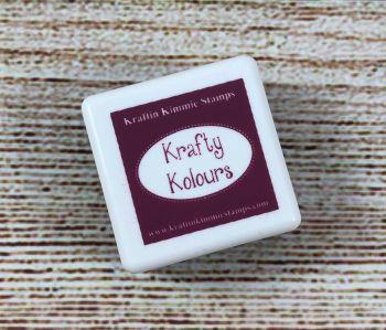 Berry Bliss Mini Ink Cube! - Kraftin' Kimmie