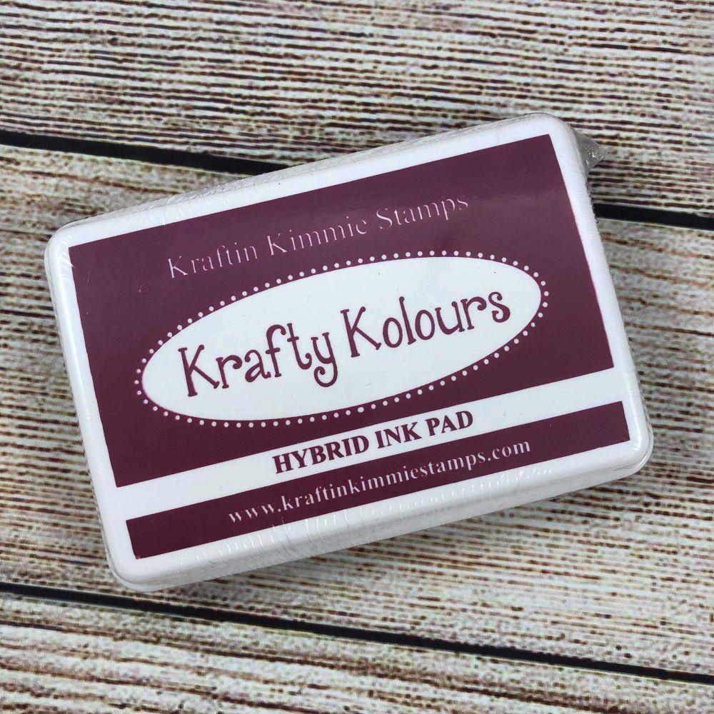 Berry Bliss Ink Pad! - Kraftin' Kimmie
