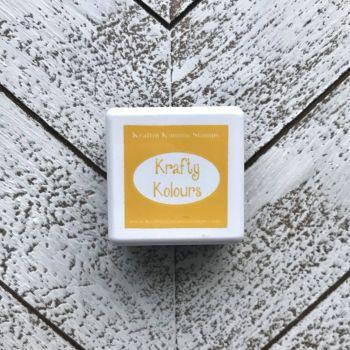 Yummy Yellow Mini Ink Cube! - Kraftin' Kimmie