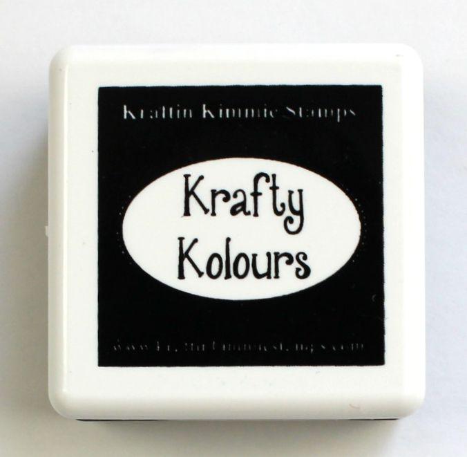 Wicked Black Mini Ink Cube! - Kraftin' Kimmie