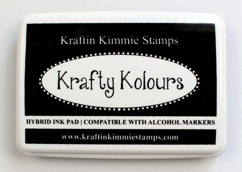 Wicked Black Ink Pad! - Kraftin' Kimmie