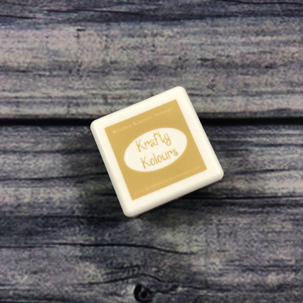 Totally Taupe Mini Ink Cube! - Kraftin' Kimmie