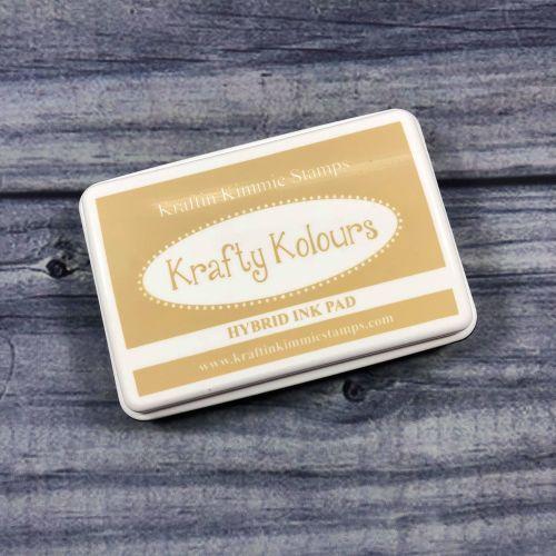 Totally Taupe Ink Pad! - Kraftin' Kimmie