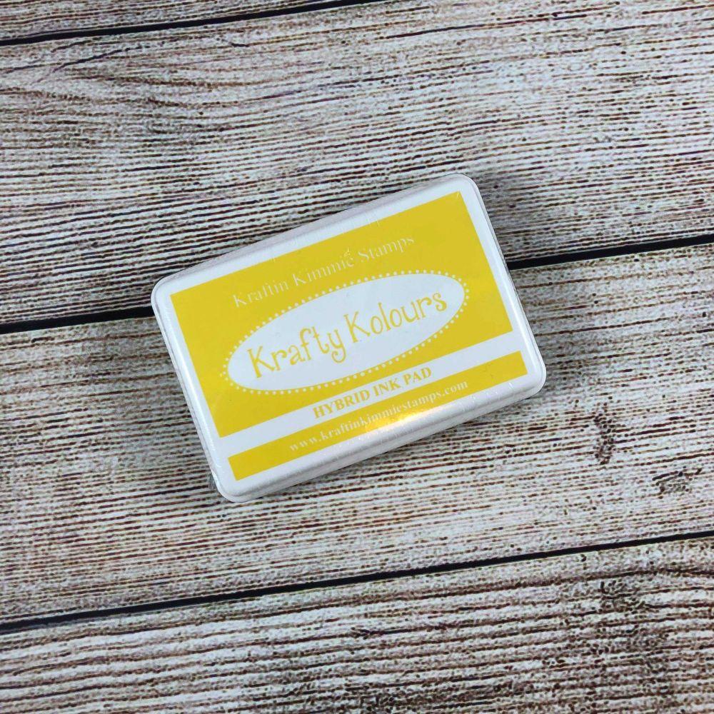 Summer Sunshine Ink Pad! - Kraftin' Kimmie