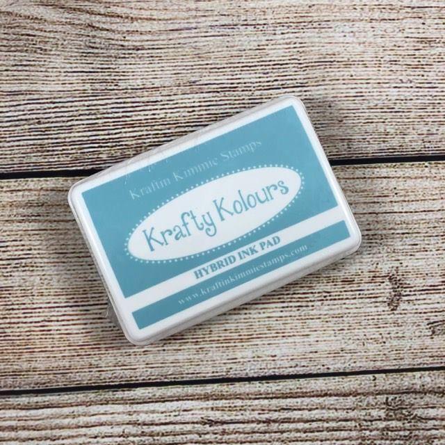 Salty Sea Ink Pad! - Kraftin' Kimmie