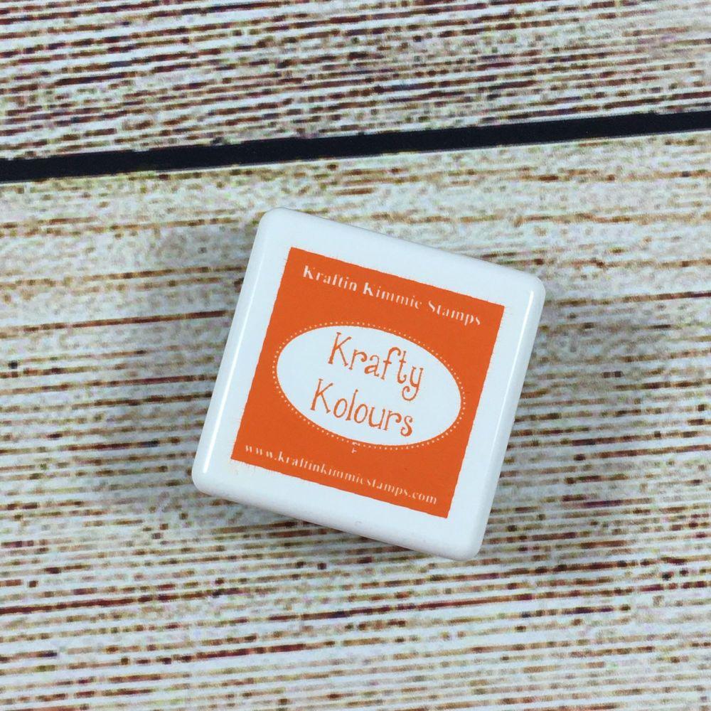 Pumpkin Patch Mini Ink Cube! - Kraftin' Kimmie