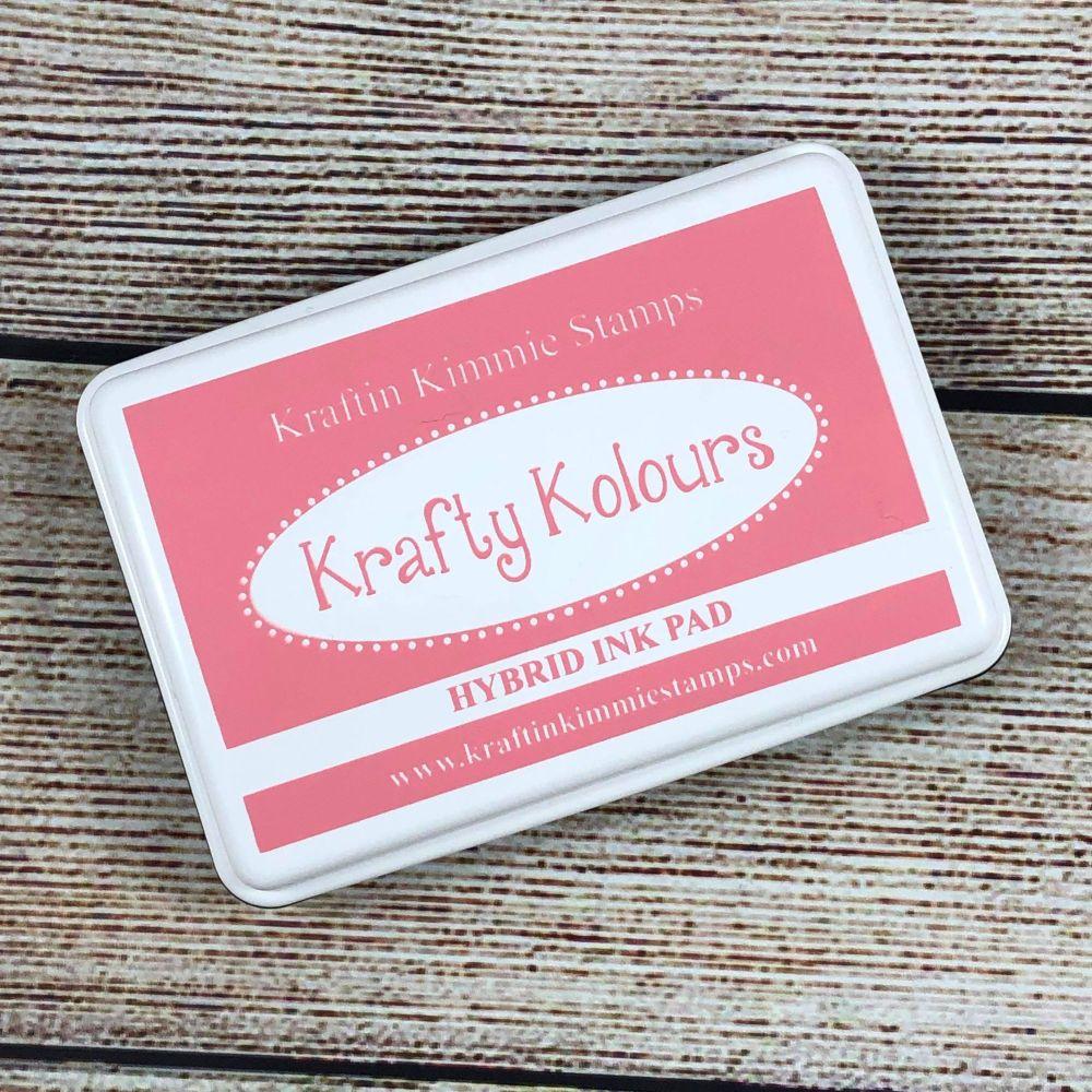 Pretty in Pink Ink Pad! - Kraftin' Kimmie