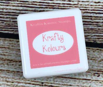 Pretty in Pink Mini Ink Cube! - Kraftin' Kimmie