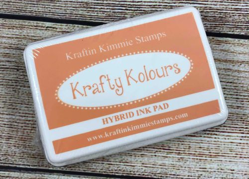 Party Peach Ink Pad! - Kraftin' Kimmie