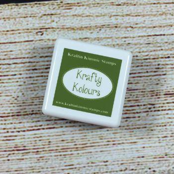 Mossy Meadow Mini Ink Cube! - Kraftin' Kimmie