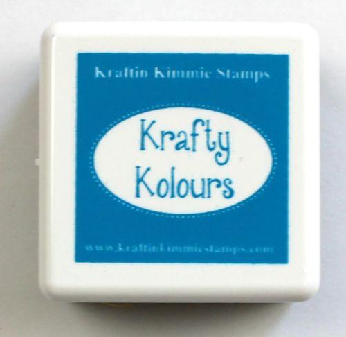 Mermaid Melody Mini Ink Cube! - Kraftin' Kimmie