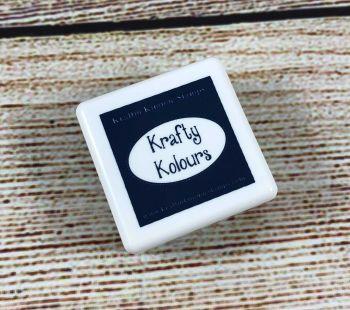 Magical Midnight Mini Ink Cube! - Kraftin' Kimmie