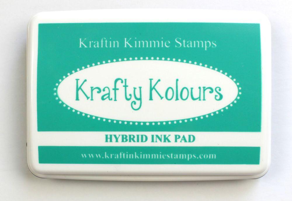 Lovely Lagoon Ink Pad! - Kraftin' Kimmie