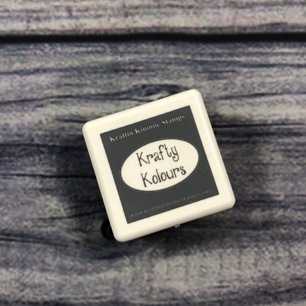 Granite Grey Mini Ink Cube! - Kraftin' Kimmie