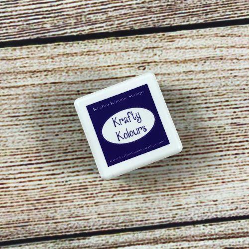 Gorgeous Grape Mini Ink Cube! - Kraftin' Kimmie