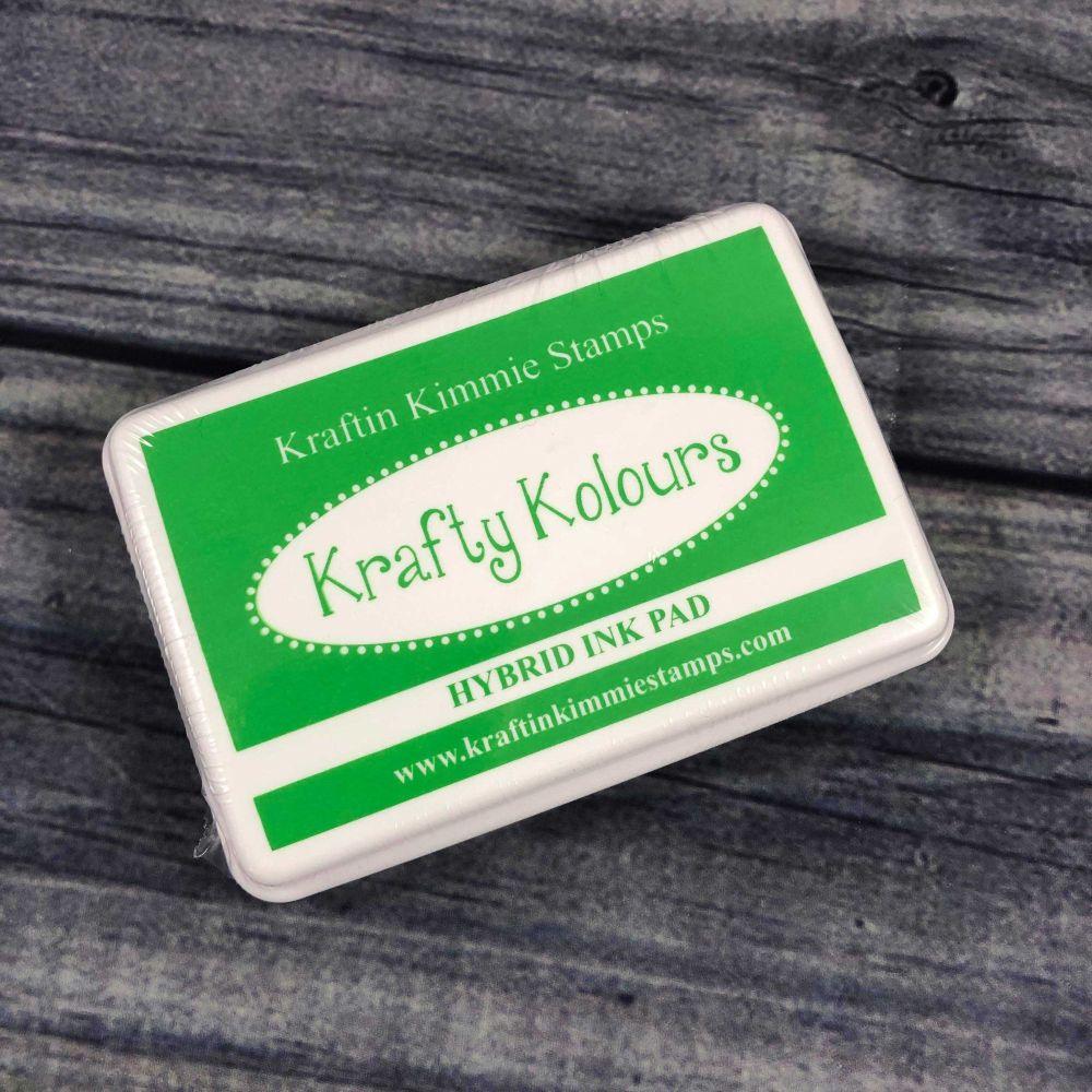 Goblin Green Ink Pad! - Kraftin' Kimmie
