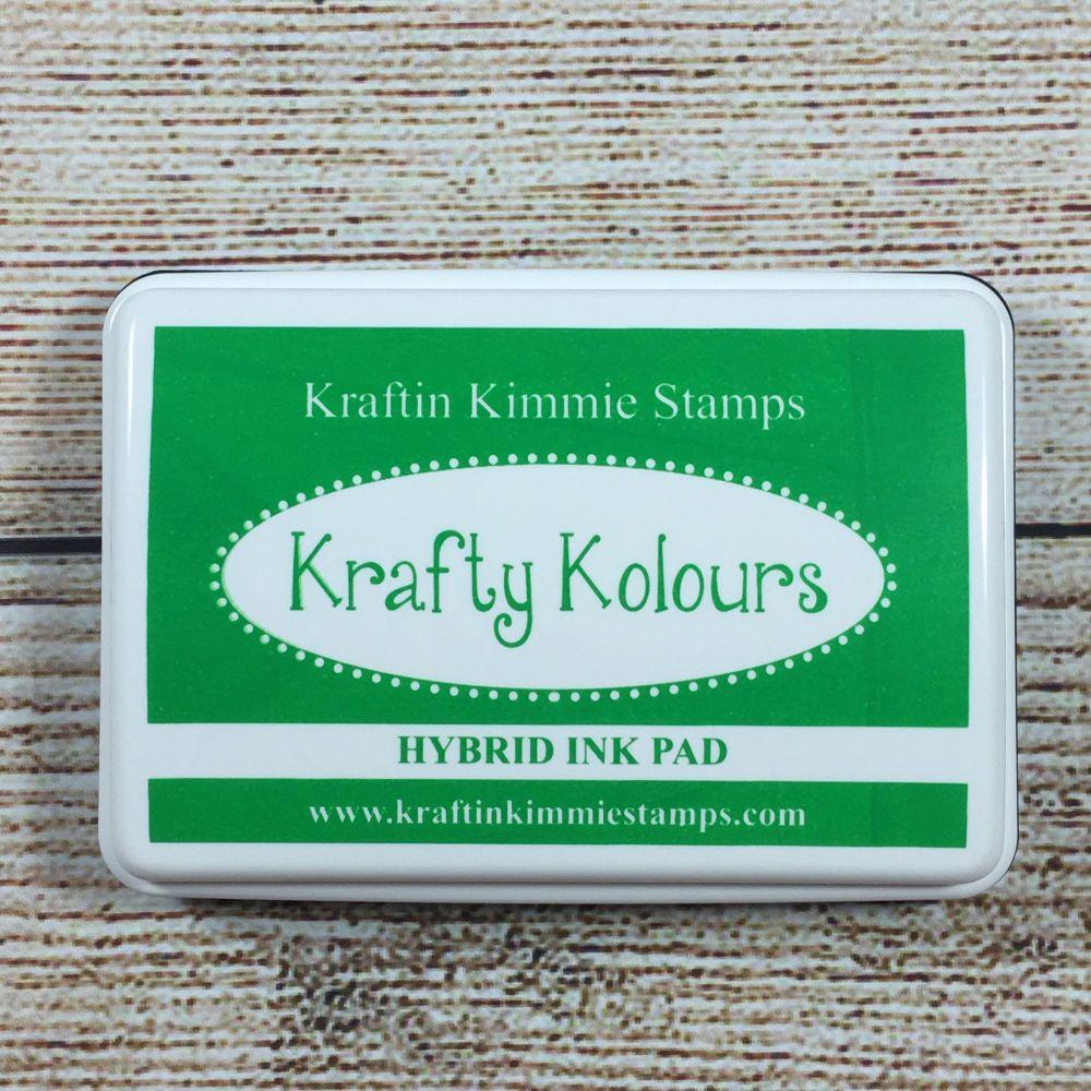Enchanting Emerald Ink Pad! - Kraftin' Kimmie