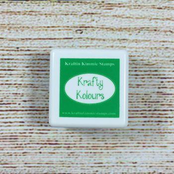 Enchanting Emerald Mini Ink Cube! - Kraftin' Kimmie
