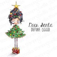***NEW*** Stamping Bella - ODDBALL CHRISTMAS TREE