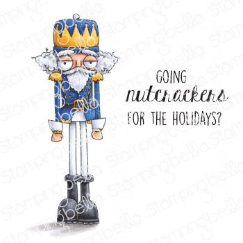 ***NEW*** Stamping Bella - NUTCRACKER ODDBALL