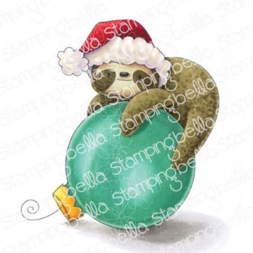 ***NEW*** Stamping Bella - SLOTH ORNAMENT