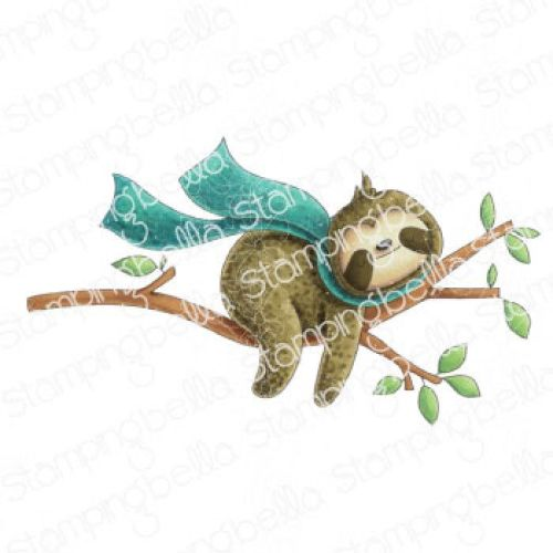 ***NEW*** Stamping Bella - SLOTH ON A BRANCH