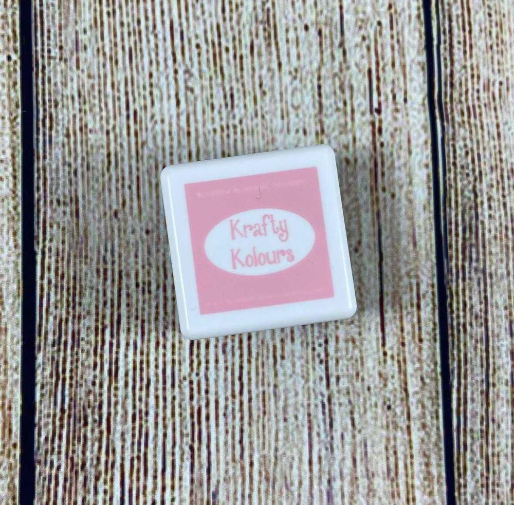 ***NEW*** Precious Pink Mini Ink Cube! - Kraftin' Kimmie