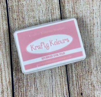 Precious Pink Ink Pad! - Kraftin' Kimmie