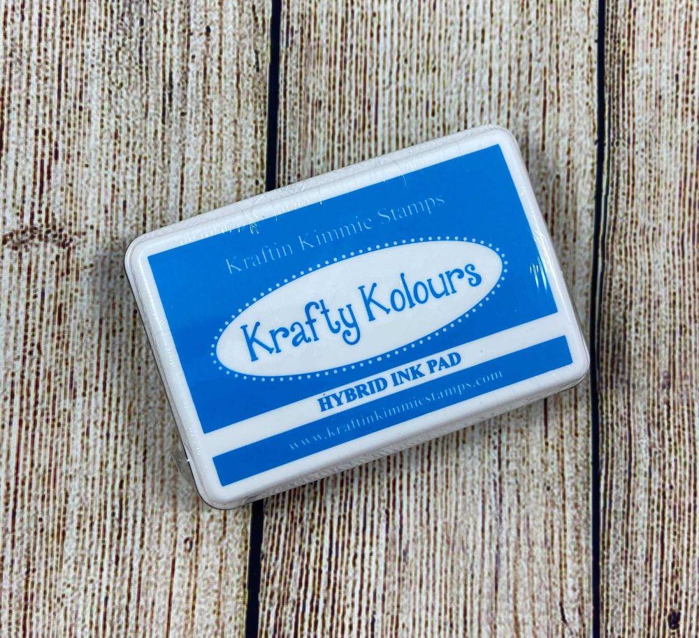 ***NEW*** Amazing Azure Ink Pad! - Kraftin' Kimmie