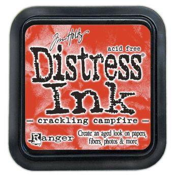 Crackling Campfire Distress Ink Pad