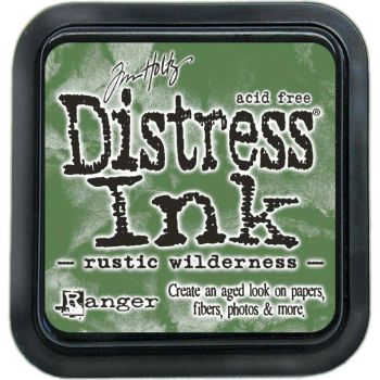 ***NEW***Rustic Wilderness Distress Ink Pad