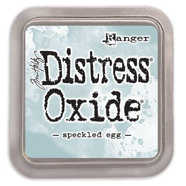 Tim Holtz Distress Oxide Pad Speckled Egg
