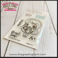 Cheeky A+ clear stamp set - The Greeting Farm