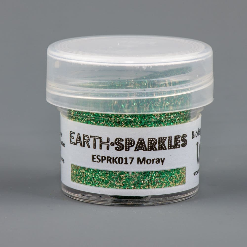 Moray - WOW! EARTH SPARKLES Biodegradable Glitter.