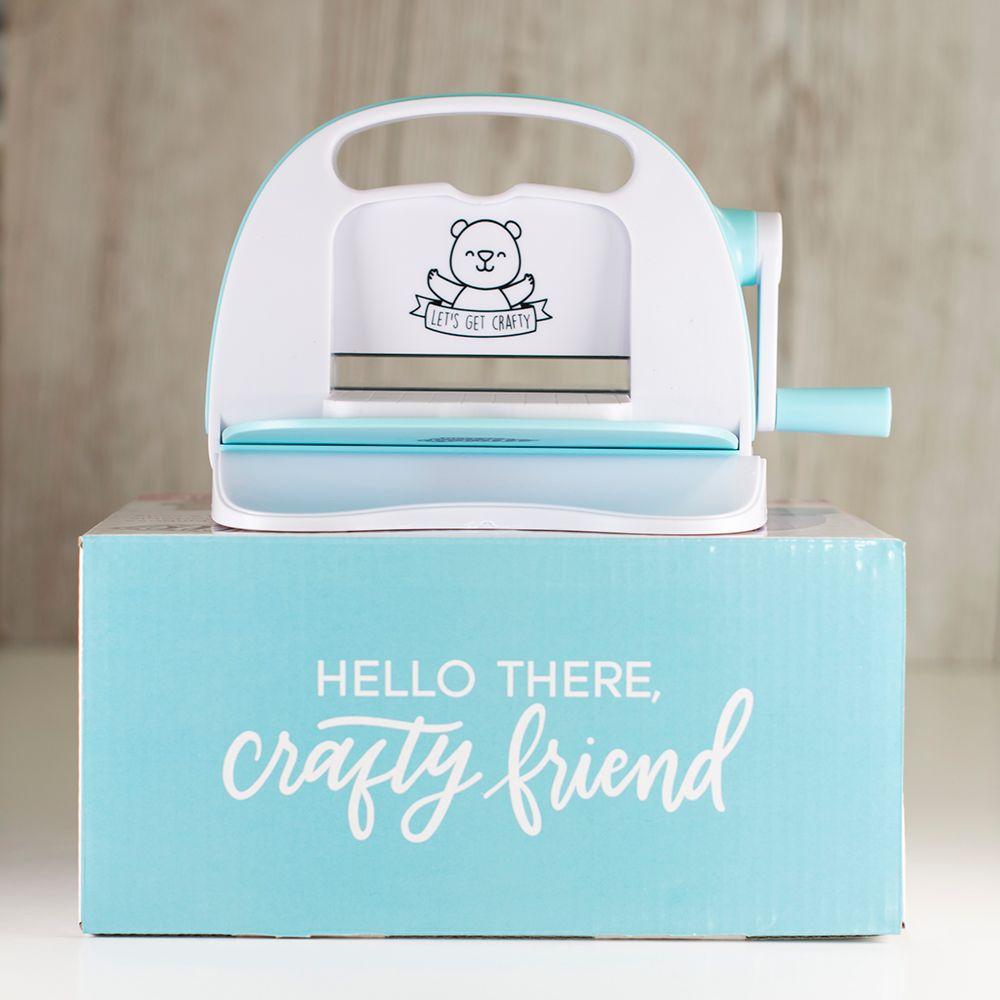 Heffy Doodle - Heffy Doodle Mini Die Cutting Machine
