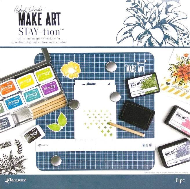 Make art STAY-tion - 12