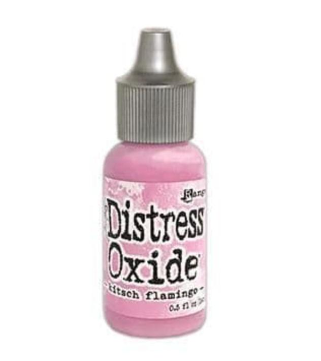 ***NEW***Kitsch Flamingo Distress Oxide Re-inker