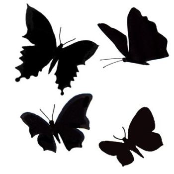 Lavinia Stamps - Butterflies