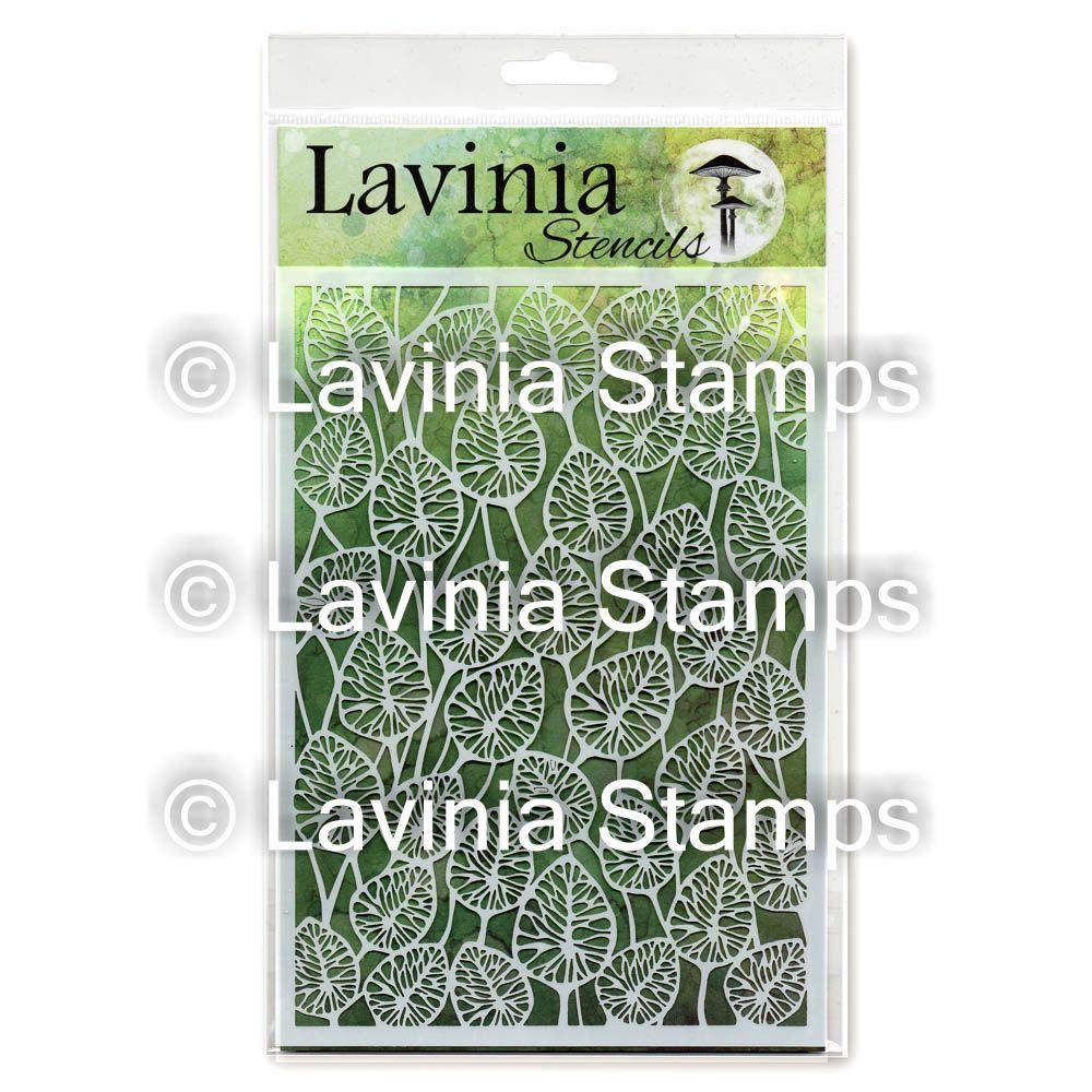 Lavinia Stamps - Elegance Stencil