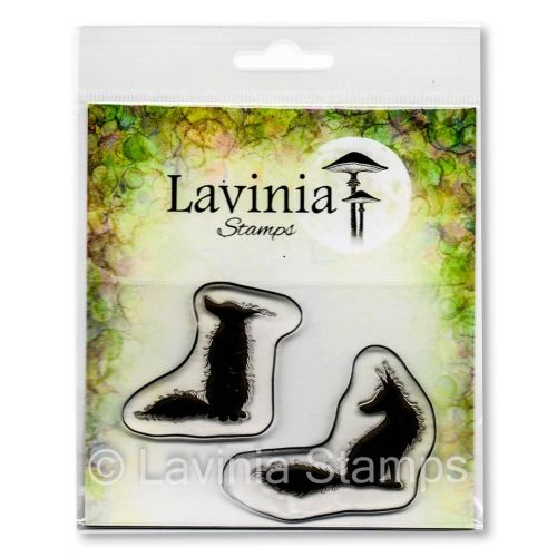Lavinia stamps - Fox set 2