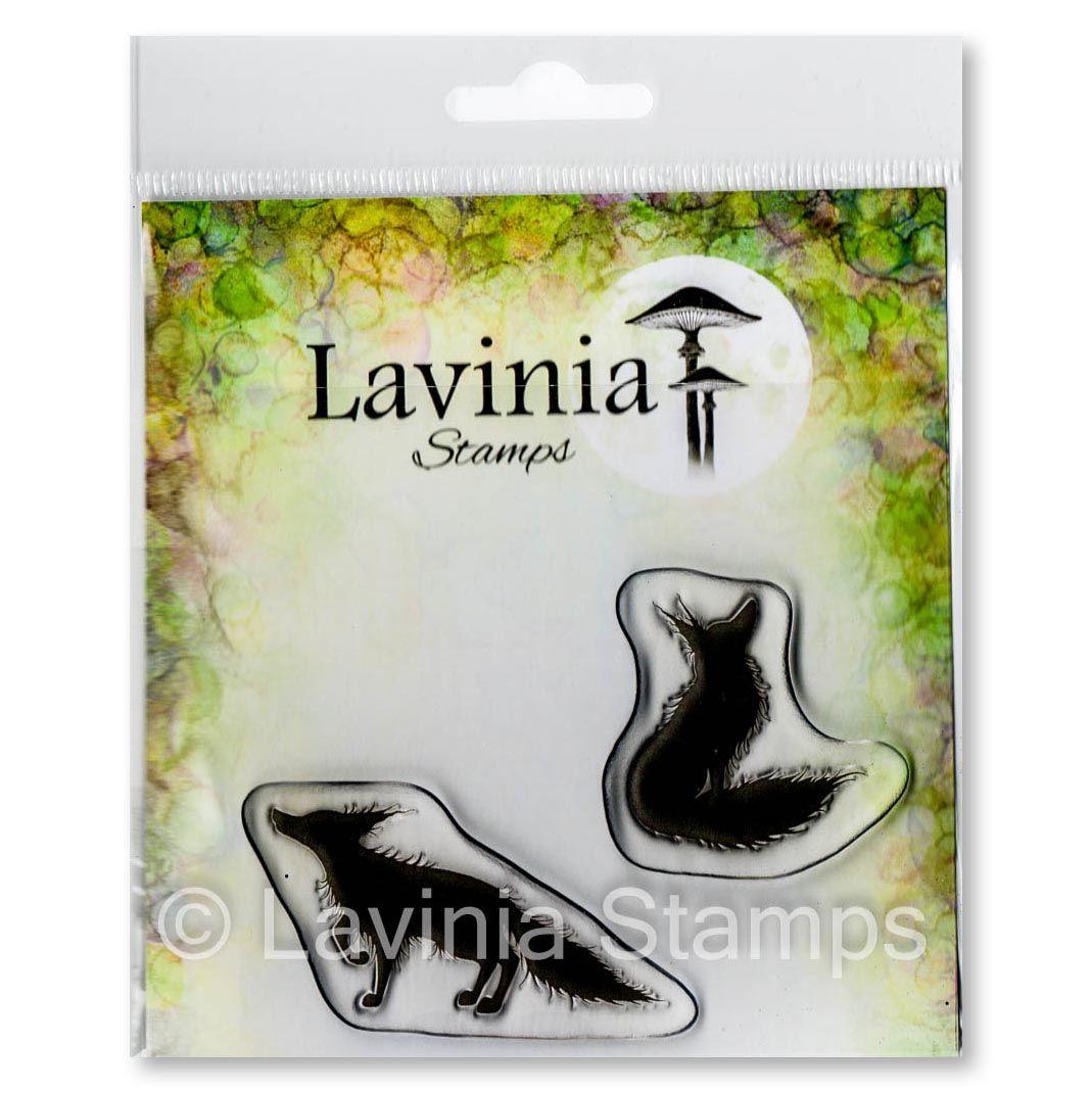 Lavinia stamps - Fox set 1