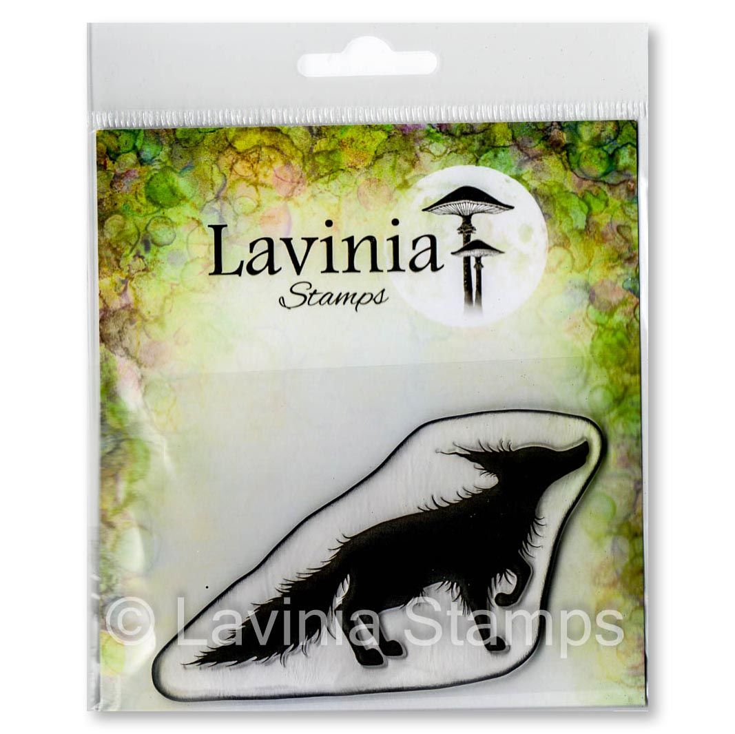 Lavinia stamps - Bandit