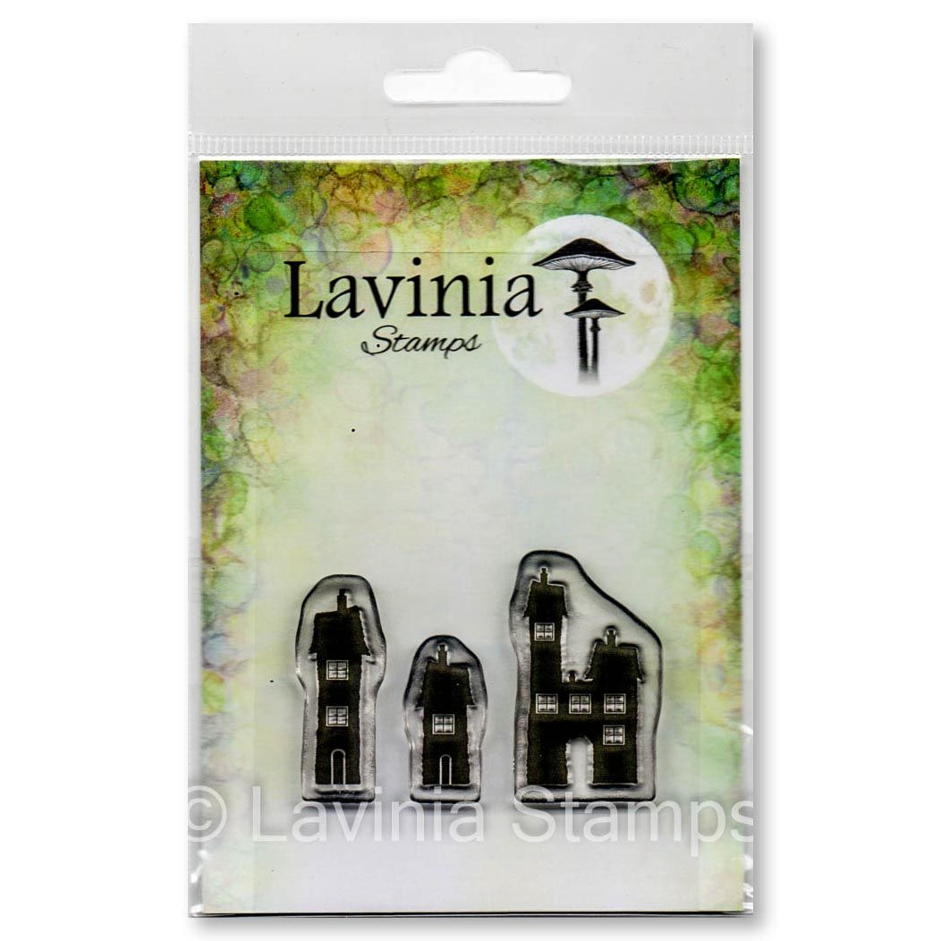 Lavinia stamps - Small Dwellings
