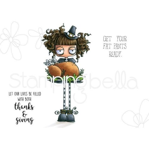 Stamping Bella - Thanks giving ODDBALL
