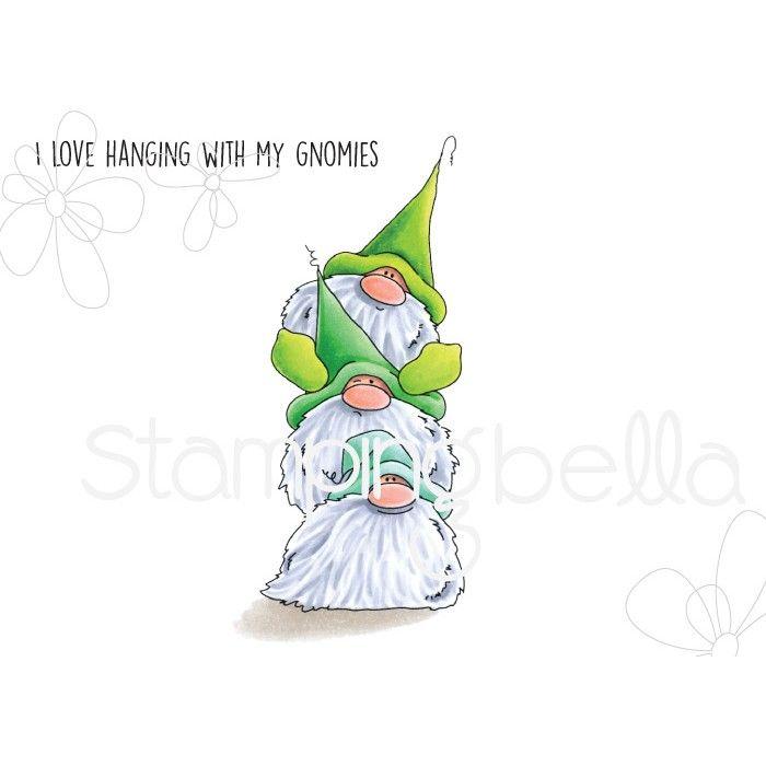 Stamping Bella - Gnomes - GNOME PILE