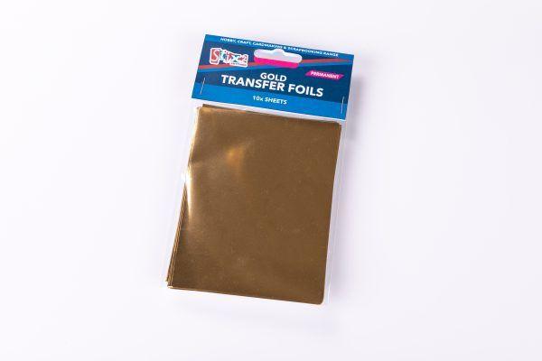 Stix 2 foils - All Gold