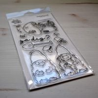 ****NEW****Sweet November - Gneal and Gnorah Clear stamp set