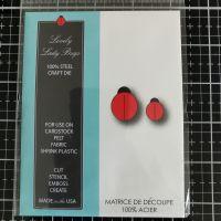 Memory Box - Lovely lady bugs