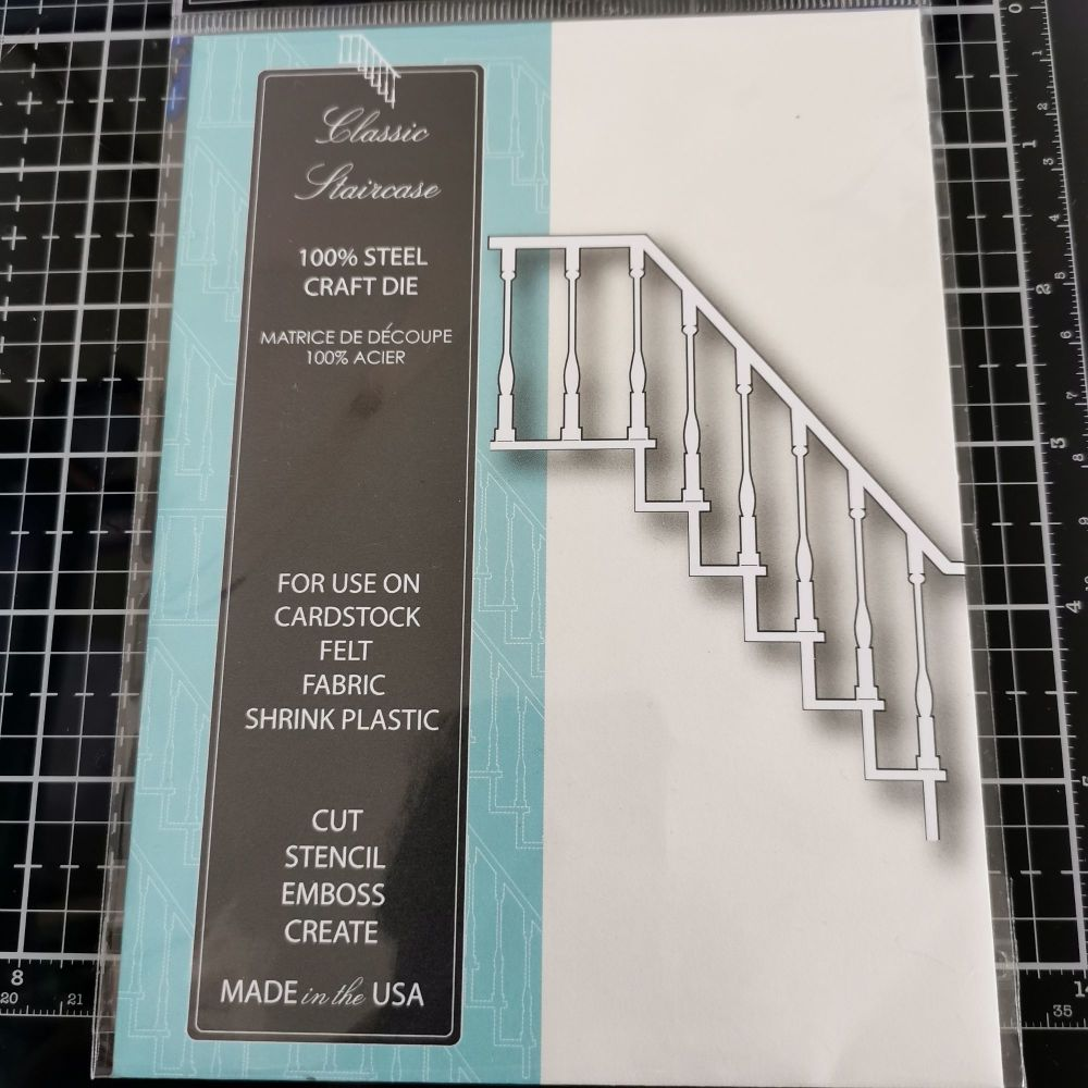 Memory Box - Classic Staircase